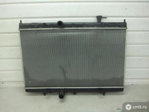 Радиатор охлаждения NISSAN X-TRAIL T32 14- б/у 214104BB0A 4*. Фото 1.