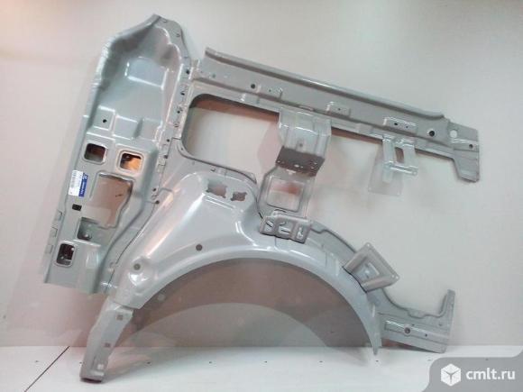 Арка внутренняя часть крыла заднего левого HYUNDAI H1 07-15 новая оригинал 718304H405 4*. Фото 1.