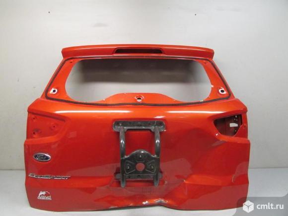 Крышка багажника FORD ECOSPORT 14- б/у 1901222 2*. Фото 1.