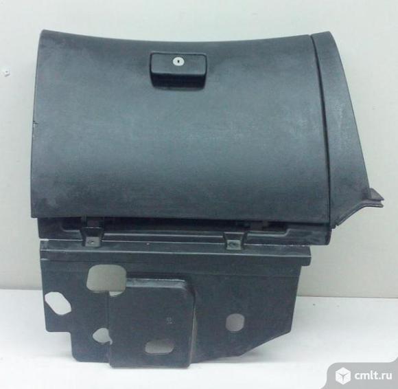 Бардачок перчаточный ящик CHEVROLET CRUZE 09- б/у 94565055 96994604 4*. Фото 1.