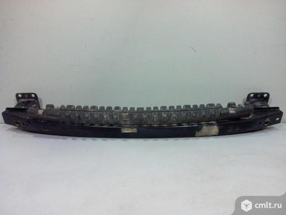Усилитель бампера заднего с абсорбером VW TOUAREG 02-10 б/у 7L6807309T 4*. Фото 1.