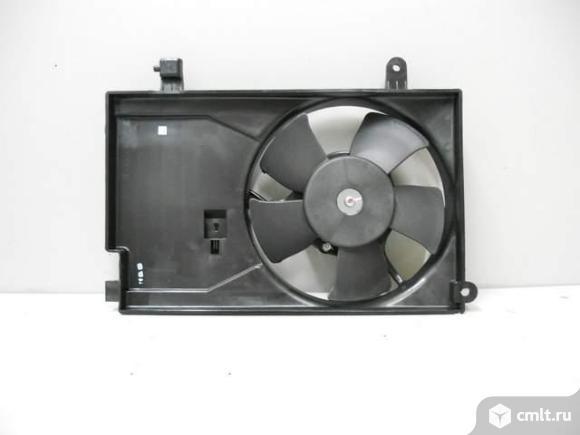 Вентилятор охлажения вспомогательный D250 CHEVROLET AVEO T250 06-. Фото 1.