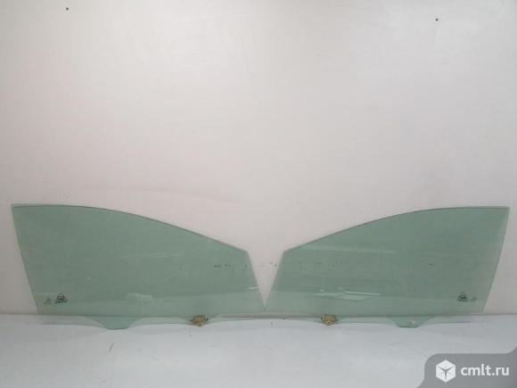 Стекло двери передней левой KIA CEED хечбек 5D 12- б/у 82410A2010 4*. Фото 1.