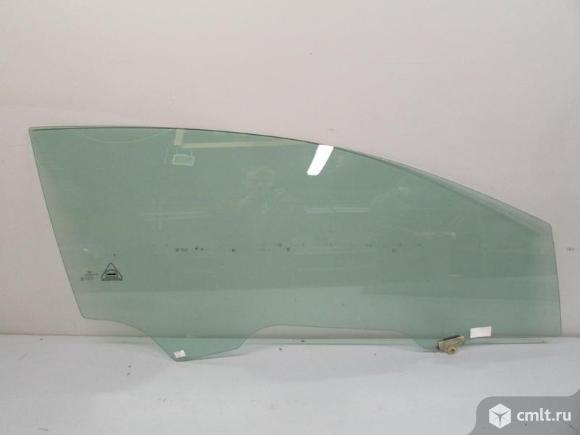 Стекло двери передней правой KIA CEED хечбек 3D 12- б/у 82420A2710 4*. Фото 1.