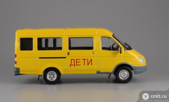 """Автомобиль на службе №26 Газ-322121 """"Газель"""".Школьный автобус. Фото 6."""