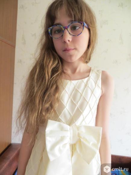 Платье нарядное-праздничное. Фото 4.