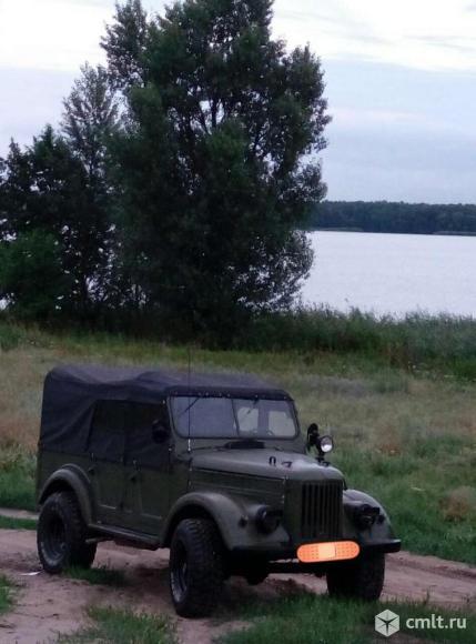 ГАЗ 69 - 1961 г. в.. Фото 1.