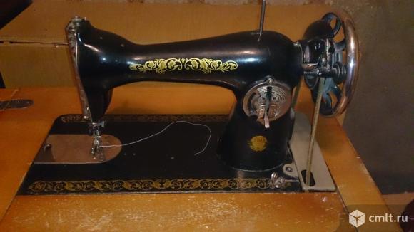 """Продается швейная машина класса 1-М """"Подольск"""". Фото 1."""