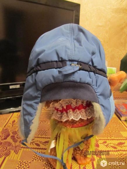 Продам шапку-ушанку