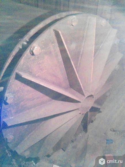Ресивер для сжатого воздуха,пара или жидкости. Фото 4.