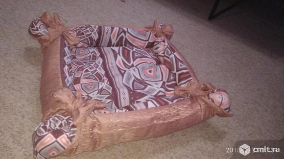 Лежанки для собак и кошек. Фото 4.