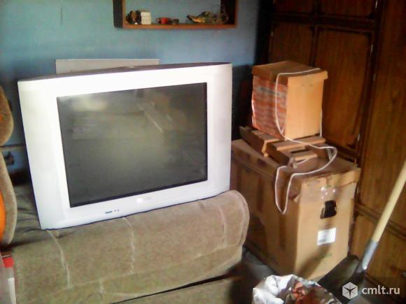 Телевизор кинескопный цв. Philips. Фото 3.