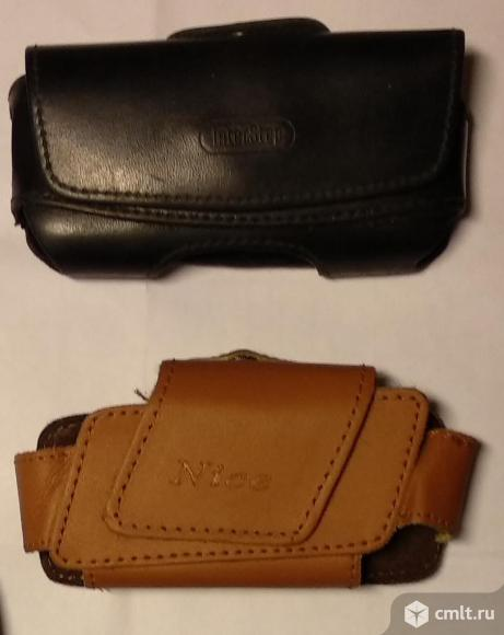Чехол-сумка на пояс для классического телефона. Фото 1.
