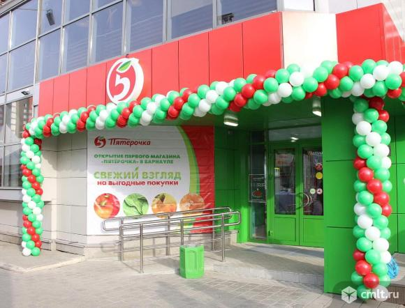 Супермаркет Пятерочка, 554 м2