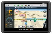 GPS-навигатор Shturmann на запчасти