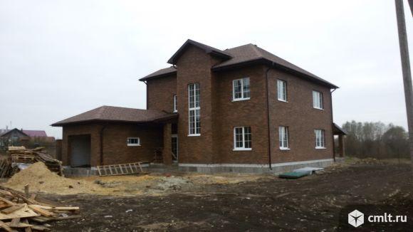 Строительство домов и коттеджей под ключ.. Фото 1.