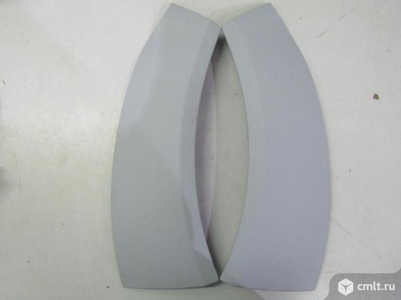 Расширитель колесной арки бампера переднего левый (ABT sportline, не S-Line)  AUDI Q6 07-15. Фото 1.