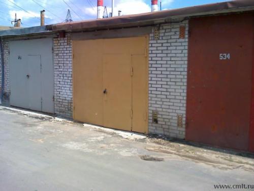 Продаётся  гараж ул.Советская. Фото 1.