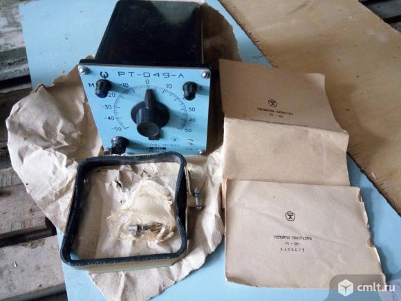 Регулятор температуры РТ-049А. Фото 1.