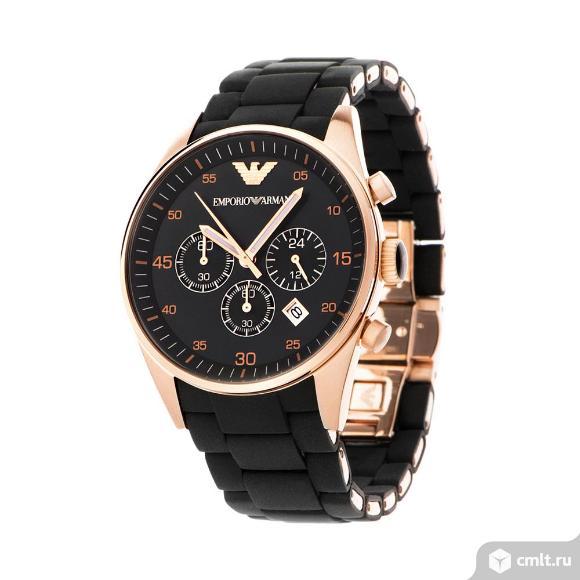 Часы Emporio Armani новые. Фото 1.