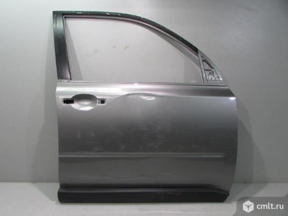 Дверь передняя правая NISSAN X-TRAIL T31 07-14 б/у H0100JG0MM 3*. Фото 1.
