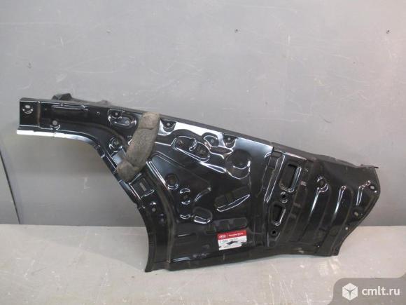 Боковая задняя панель кузова KIA RIO 11- новая. Фото 1.