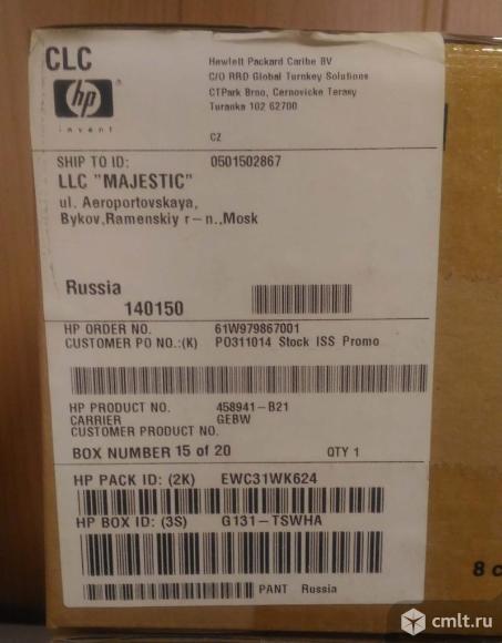 "Жесткий диск для сервера HP 500GB 3.5"" SATA 7.2k. Фото 4."