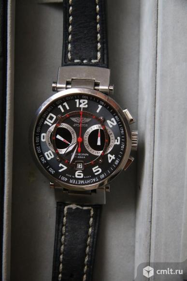 """Часы наручные мужские """"Aviator"""". Фото 1."""