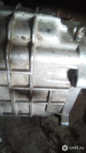Коробка передач Газ. Фото 1.