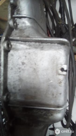 Поддон двигателя ЗМЗ 405 406. Фото 1.