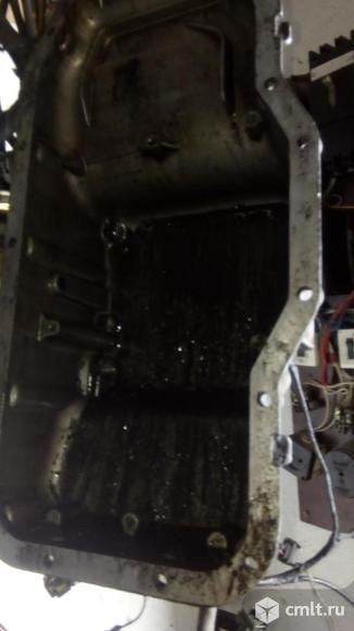 Поддон двигателя ЗМЗ 405 406. Фото 2.