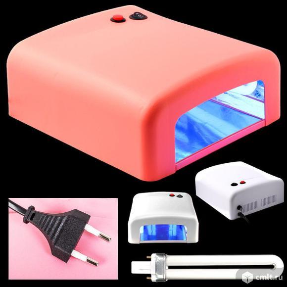 Ультрафиолетовые лампы 36w для ногтей. Фото 1.