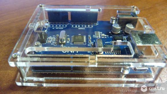 Arduino и комплектующие. Фото 1.