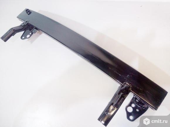 Усилитель бампера переднего HYUNDAI SOLARIS 17- б/у 64900H5000 4*. Фото 1.