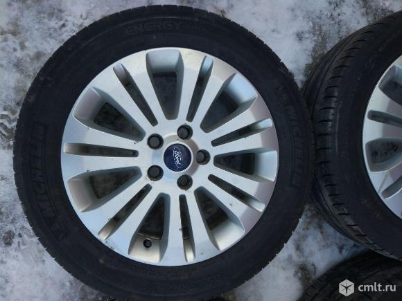 Диски Титаниум Форд 5 шт 5Х108 оригинал