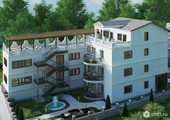 Продам: особняк 600 кв.м. на участке 6 сот.