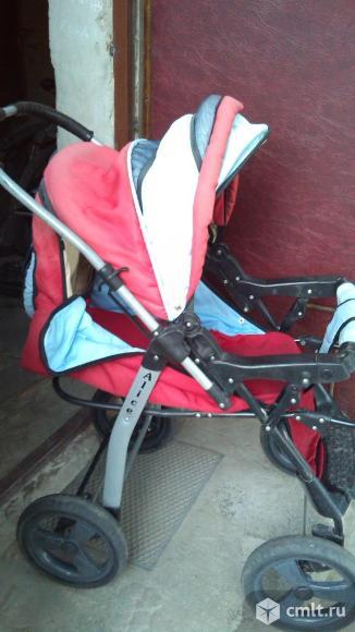 Продам коляску трансформер ,чехол,переносная люлька.