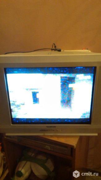 Телевизор кинескопный цв. Thomson