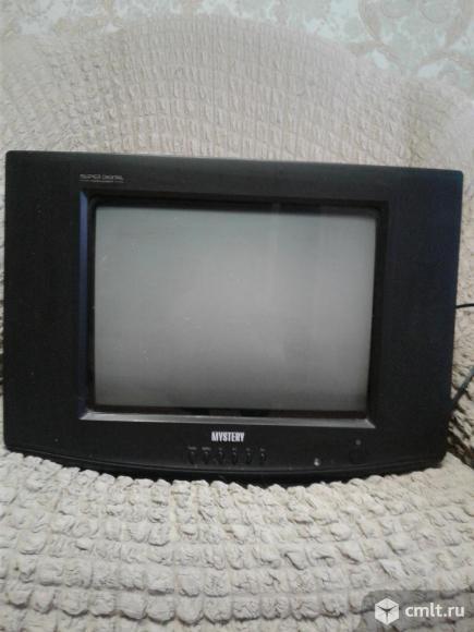 Телевизор кинескопный цв. Mystery. Фото 1.