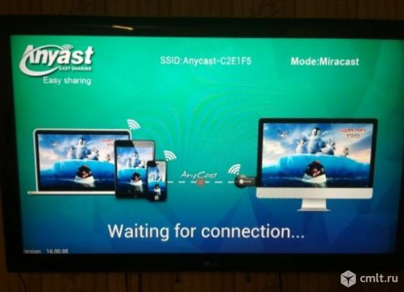 Miracast видео со смартфона, планшета на телевизор, монитор