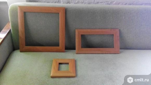 Рамки для картин. Фото 1.