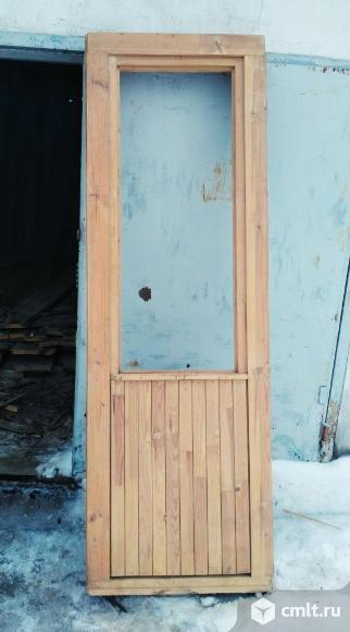 Балконные дверные блоки. Фото 1.