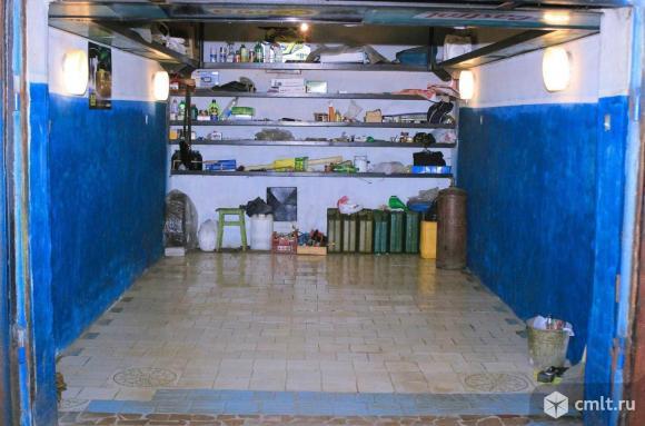 Капитальный гараж Шинник-3. Фото 1.