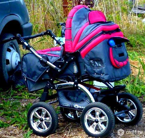 Отличный выбор колясок 3в1 2в1 как новые