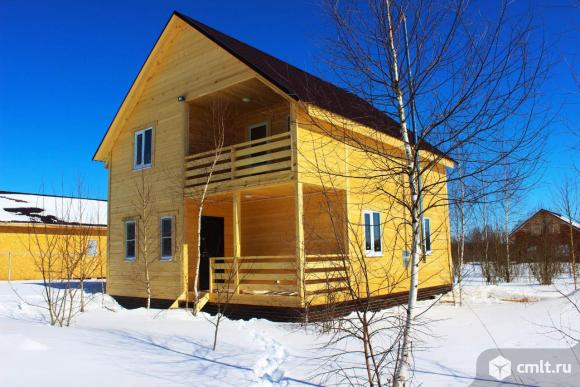 Готовый дом 130 кв.м. в п. Заокский