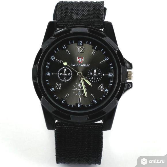 Часы Swiss Army новые. Фото 1.