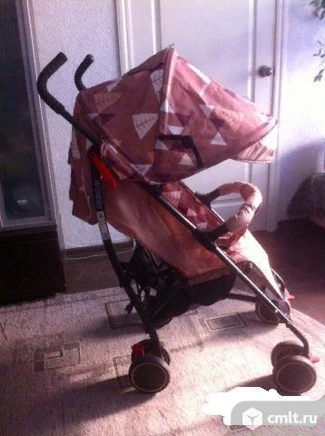Продаю прогулочную коляску-трость