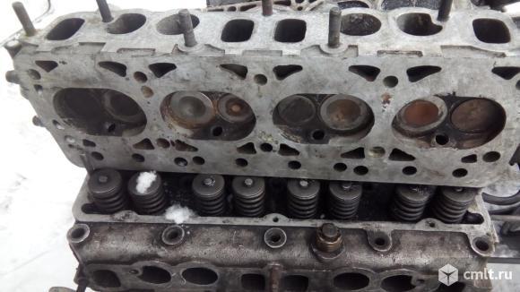 Головка блока цилиндров змз 402. Фото 1.