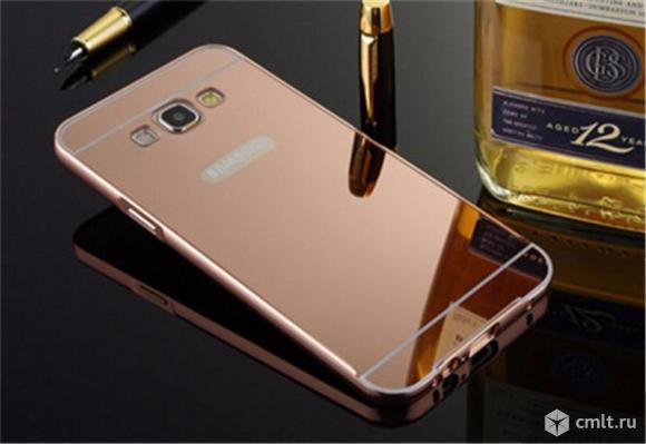 Samsung Galaxy Win GТ Зеркальная задняя крышка. Фото 6.