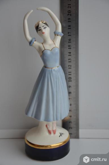 Статуэтка Балерина. Вербилки. Балет. Танец